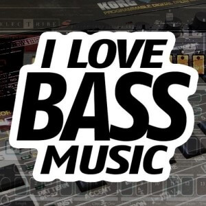 I love bass music!