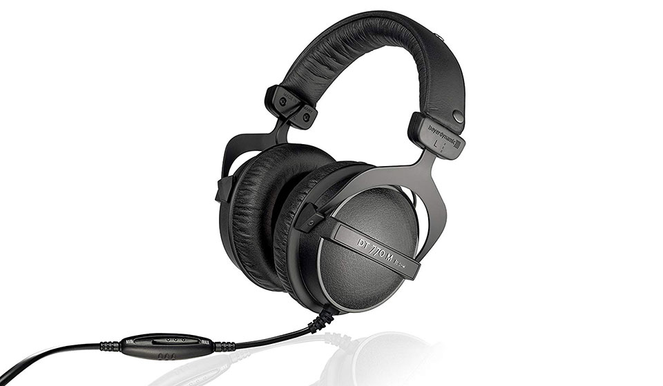 Beyerdynamic-DT-770-M best noise isolating headphones