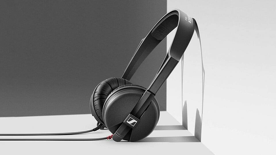 Sennheiser HD 25 wired headphones