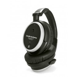 Audio-Technica ATH-ANC7B black over-ear headphones