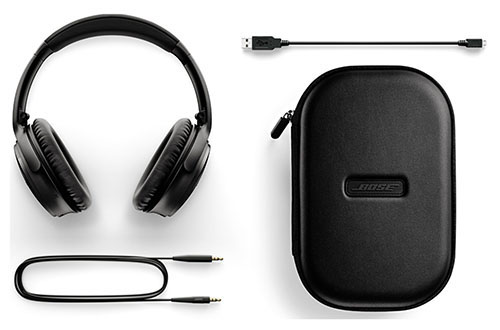 Bose QuietComfort 35 Package