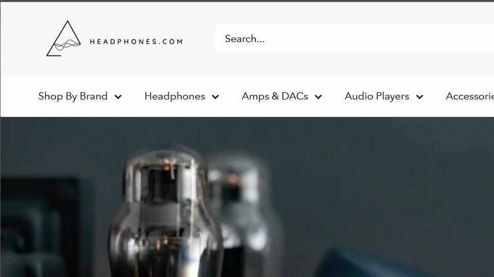 Headphones.com header