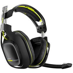 Astro Gaming A50 black gaming headset