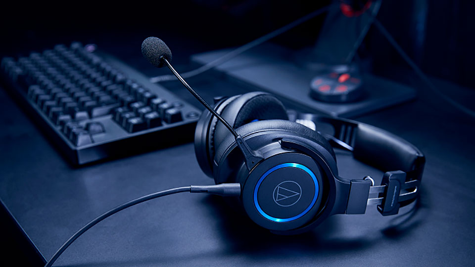 Audio-Technica ATH-G1WL wireless gaming headset
