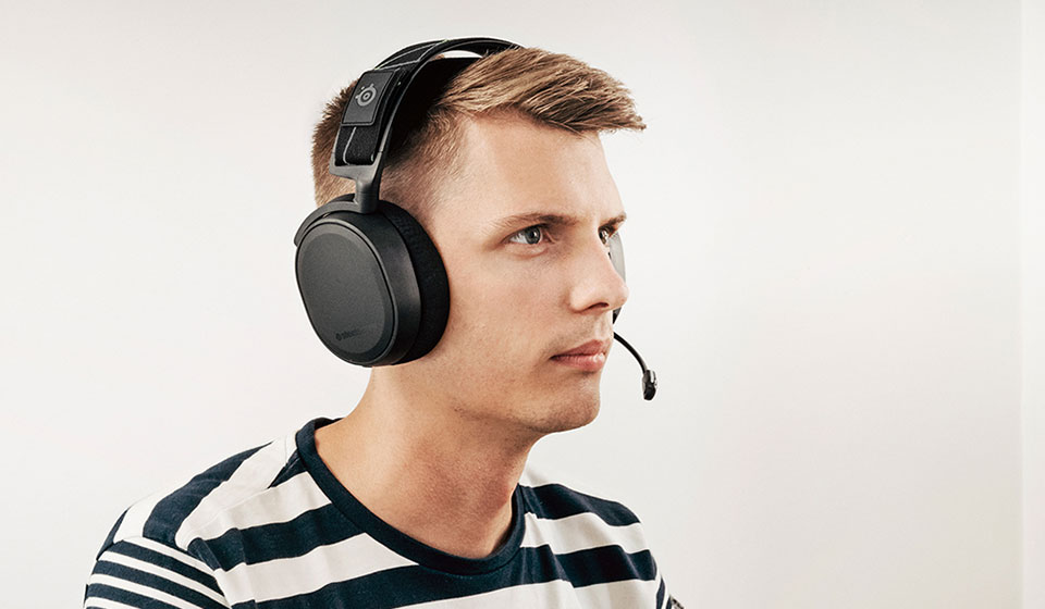 Best wireless gaming headset - Arctis 7 Wireless