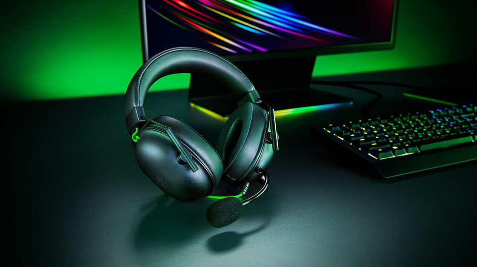 Razer BlackShark V2 wired gaming headset