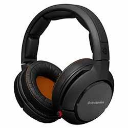 SteelSeries Siberia 800 black wireless headset for games