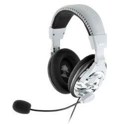 Turtle Beach Ear Force X12 White Gaming Headset