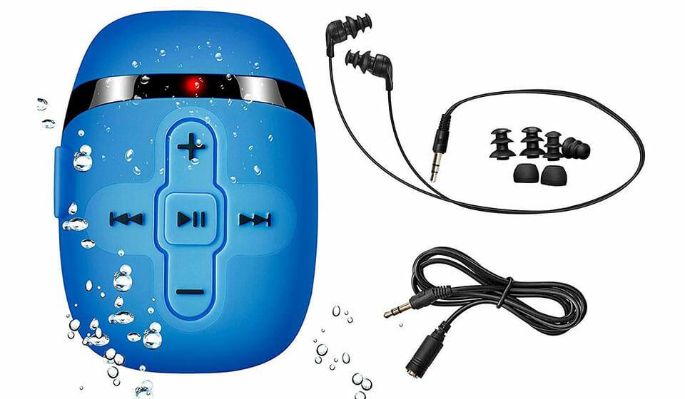 SEWOBYE Waterproof MP3 Player
