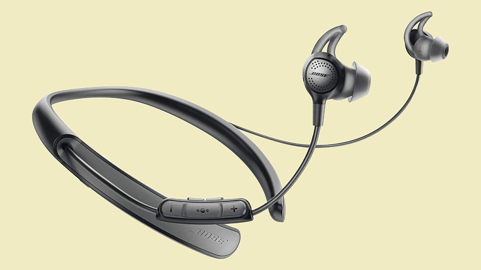 Bose QuietControl 30 neckband in-ear headphones