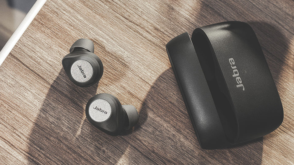 Jabra Elite 85t true wireless earbuds