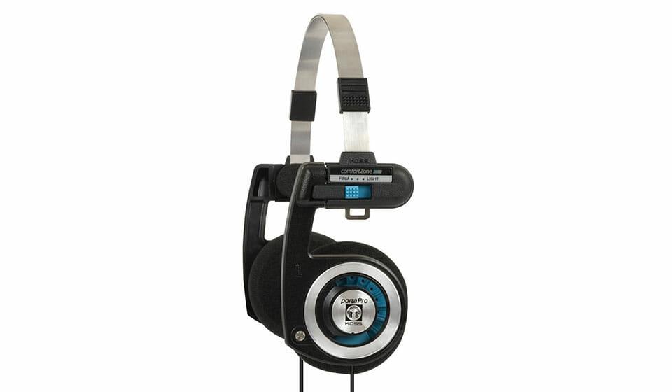 Koss PortaPro on-ear headphones
