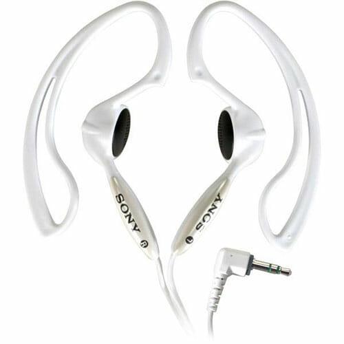 White Sony MDR-J10