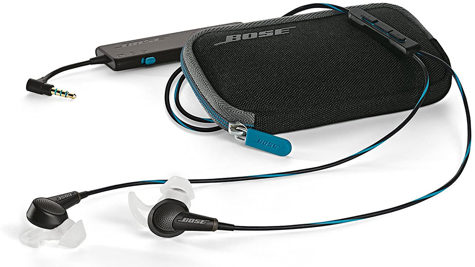Bose QuietComfort 20 wired earbuds