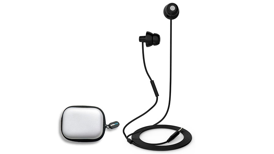 MaxRock Unique wired earbuds