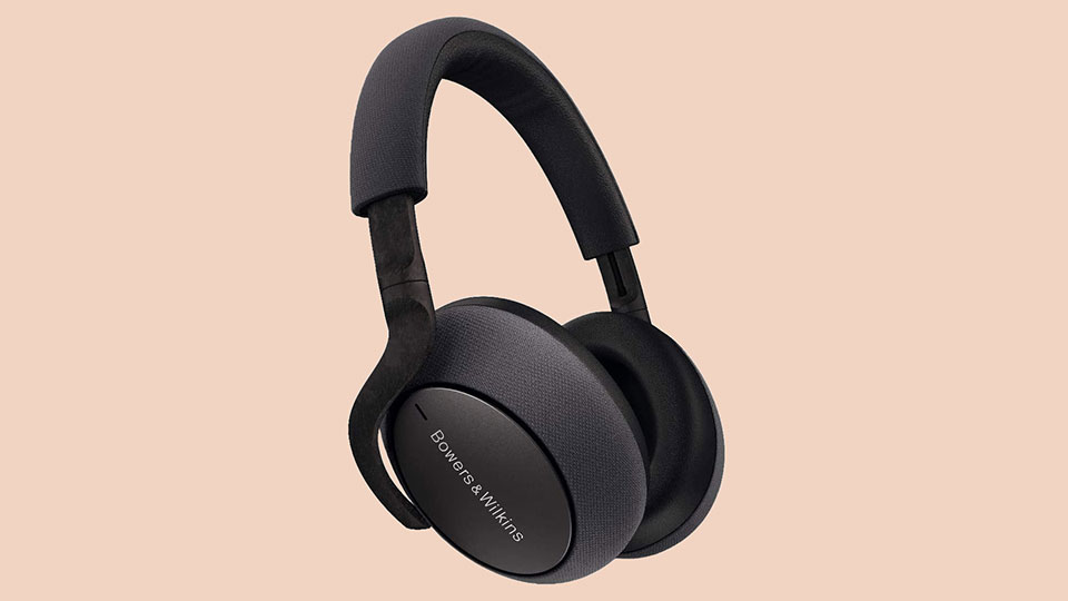 Bowers & Wilkins PX7 wireless headphones