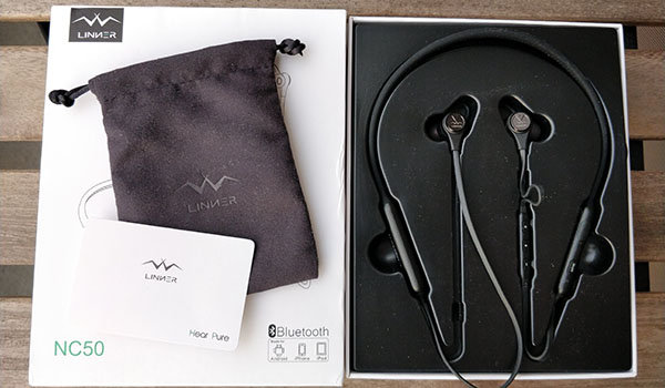 Linner NC50 Noise Cancelling Earbuds