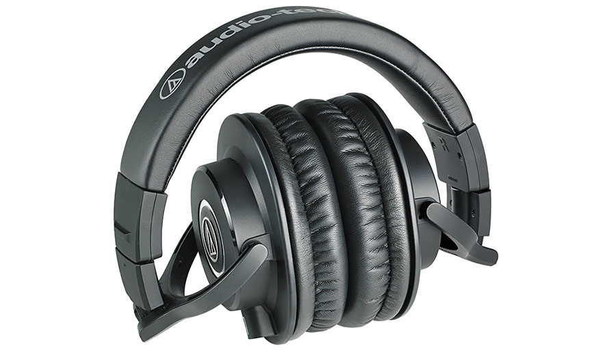 Audio-Technica ATH M40x folded