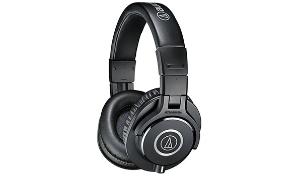 Audio-Technica ATH M40x - best headphones under $100
