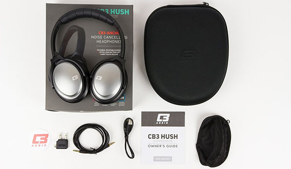 CB3 Hush unpacked