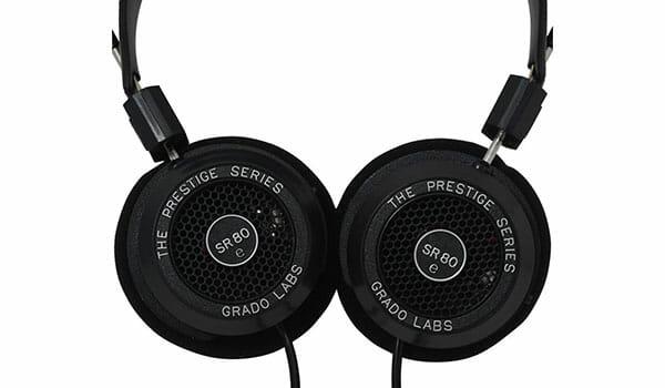 Grado SR80e Prestige Series earcups