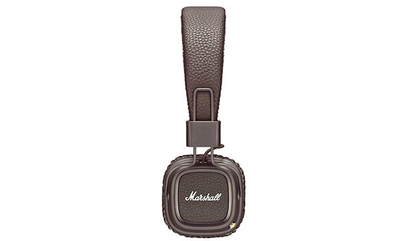 Marshall Major II Bluetooth Headphones sides