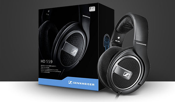 Sennheiser HD 559 box