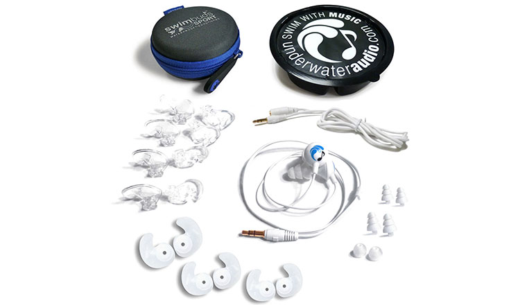 Swimbuds Sport headphones for swimming