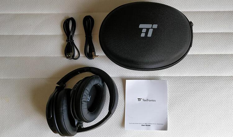 TaoTronics TT-BH22 Unboxed