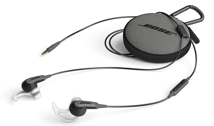 Bose SoundSport Wired workout headphones