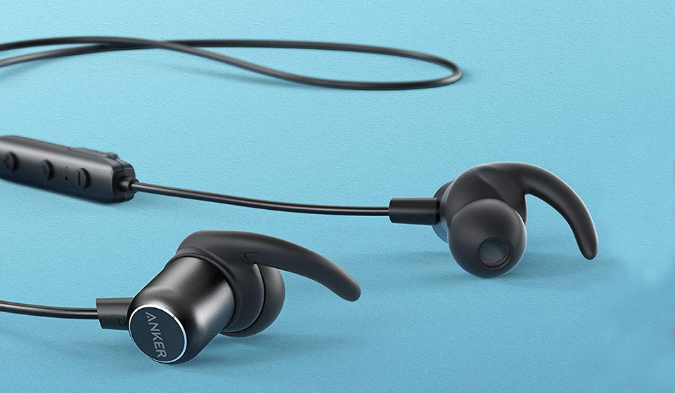 Anker SoundBuds Slim+ earbuds
