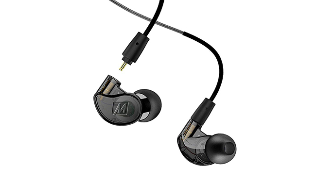 MEE Audio M6 PRO 2nd gen black