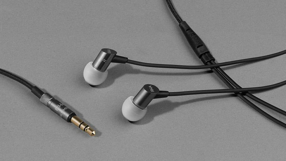 RHA S500 wired earphones