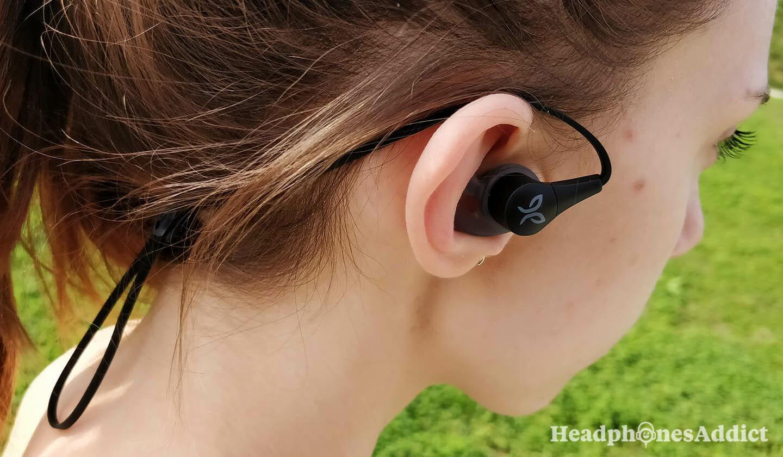 Jaybird X4 over ear fit