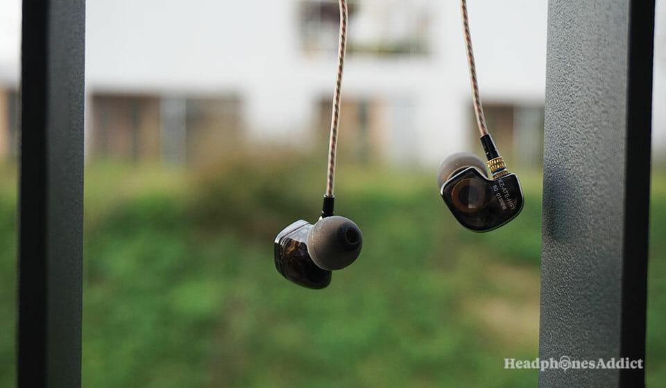 KZ ATE bass earbuds