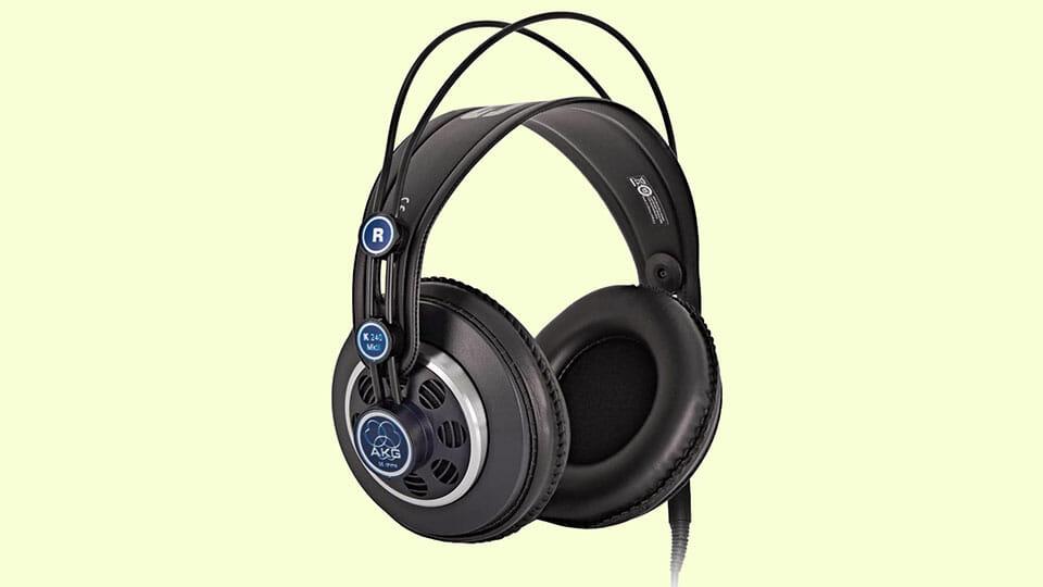 AKG K240 MKII wired headphones