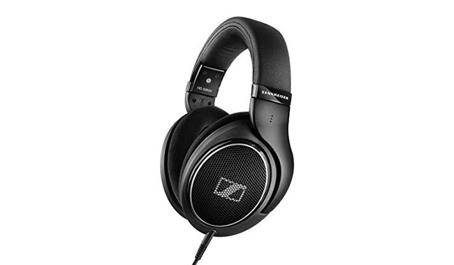 Sennheiser HD 598 open-back headphones