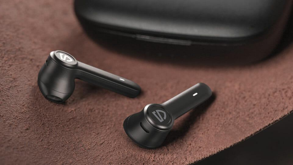 SoundPEATS Truebuds true wireless earbuds