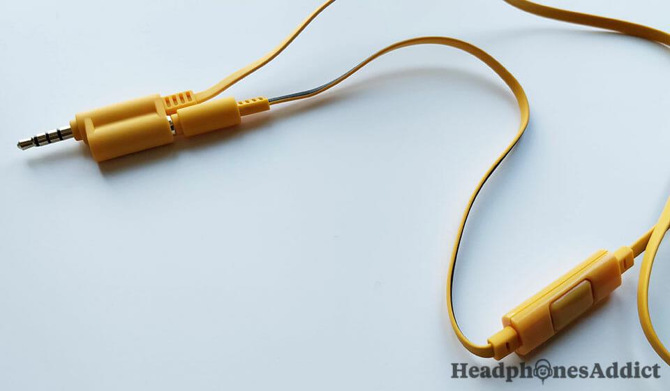 BuddyPhones Wave cord