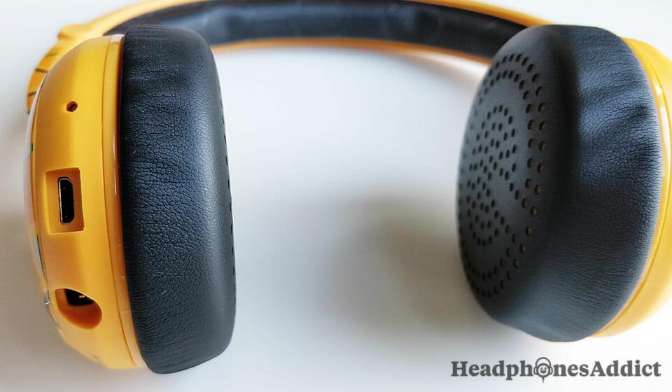 BuddyPhones Wave earcups
