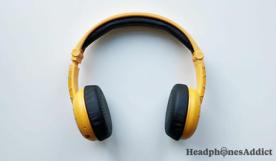 BuddyPhones Wave headphones
