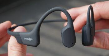Best bone conduction headphones Aeropex
