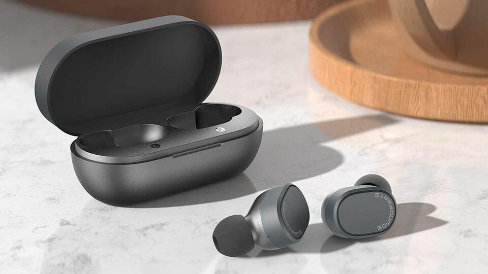 SoundPEATS TrueDot true wireless earbuds