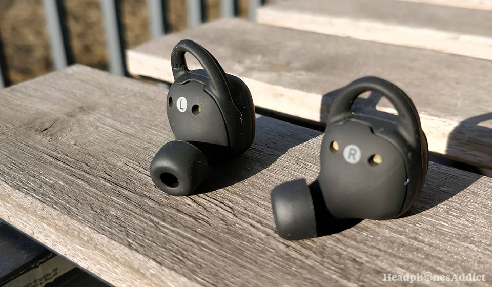 xFyro Aria true wireless ear buds