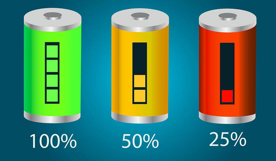 Headphone battery life is increasing