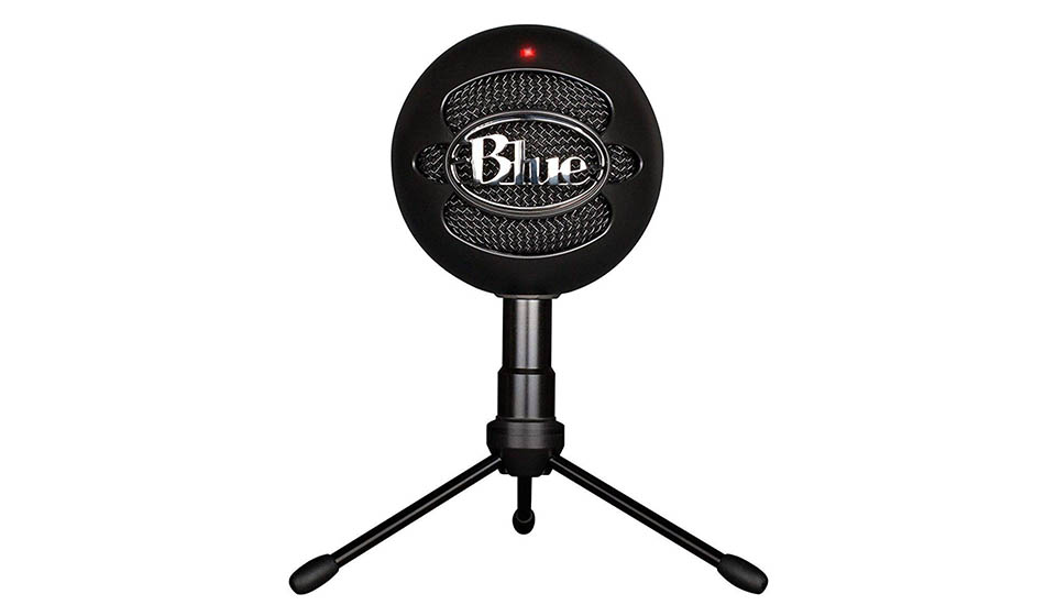 Blue Snowball iCE streaming microphone