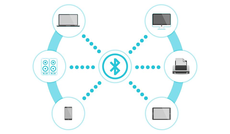 Bluetooth wireless connectivity