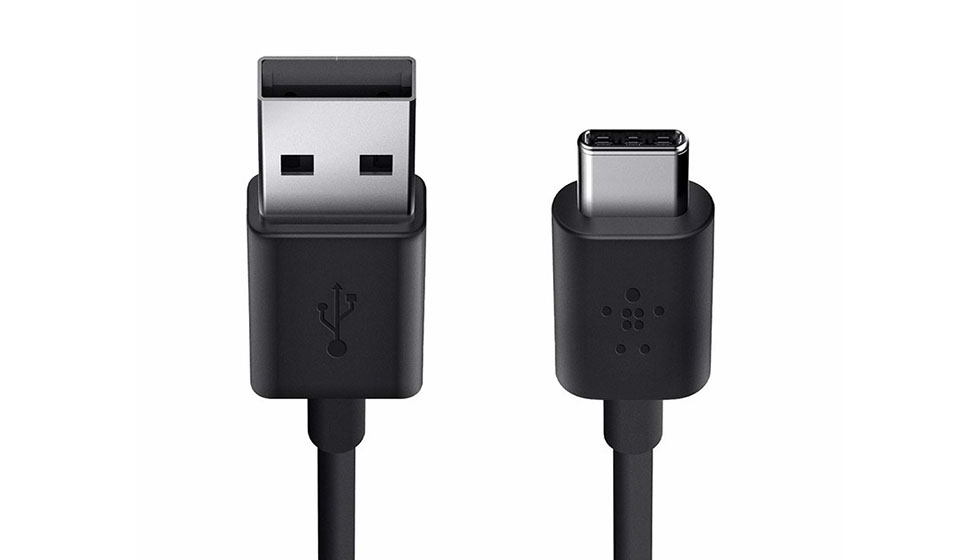 USB-C charging cable