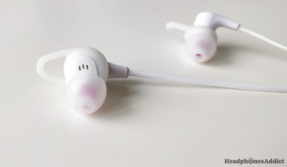 Phiaton Curve BT 120 NC eartips