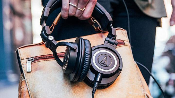 Audio-Technica ATH-M50x wired headphone